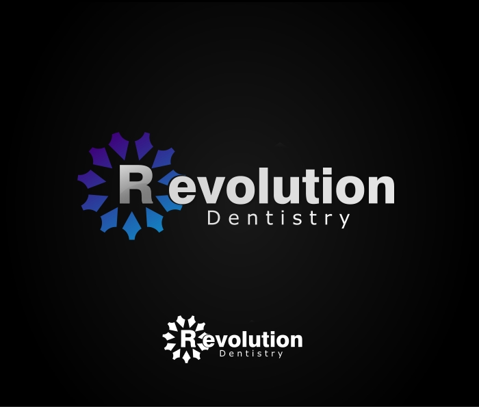 Logo Design by Private User - Entry No. 138 in the Logo Design Contest Artistic Logo Design for Revolution Dentistry.