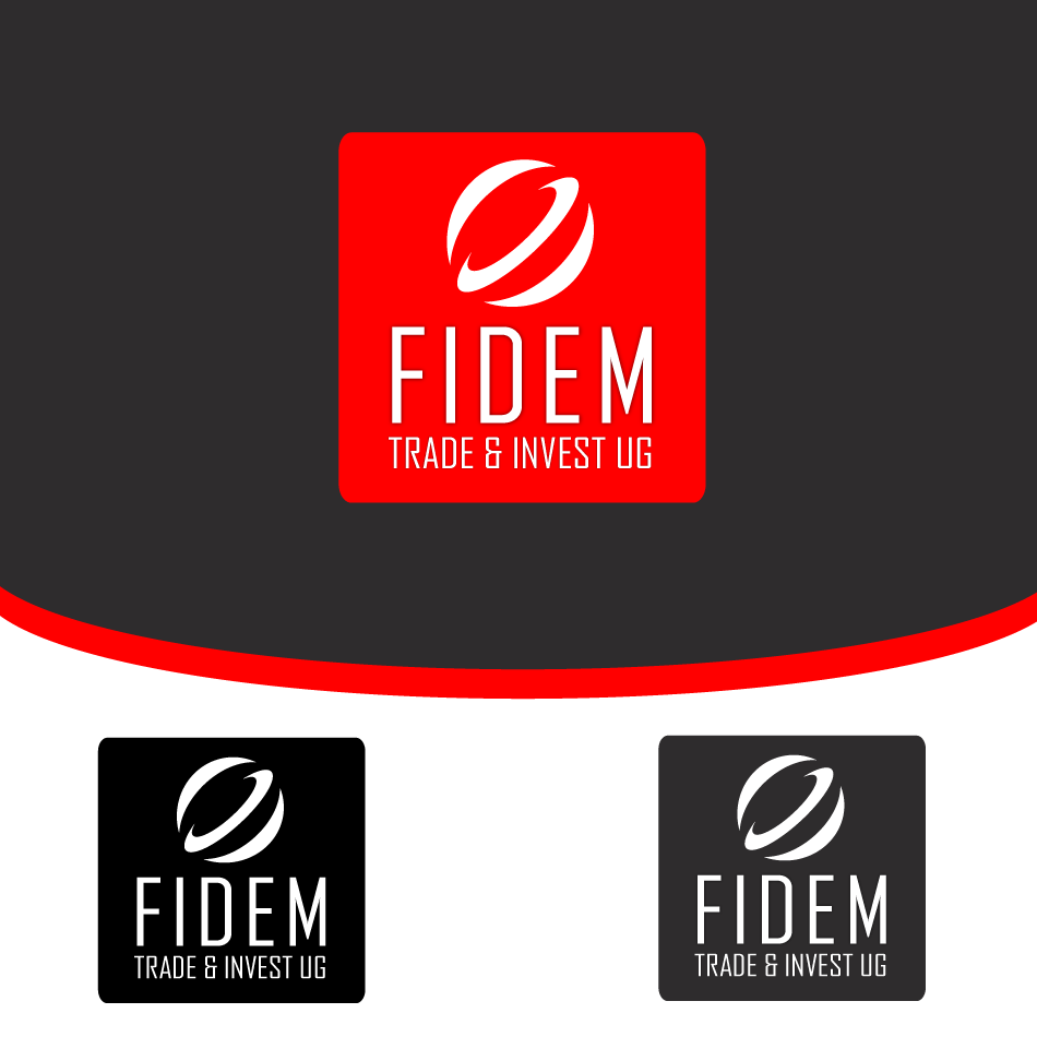Logo Design by moonflower - Entry No. 385 in the Logo Design Contest Professional Logo Design for FIDEM Trade & Invest UG.
