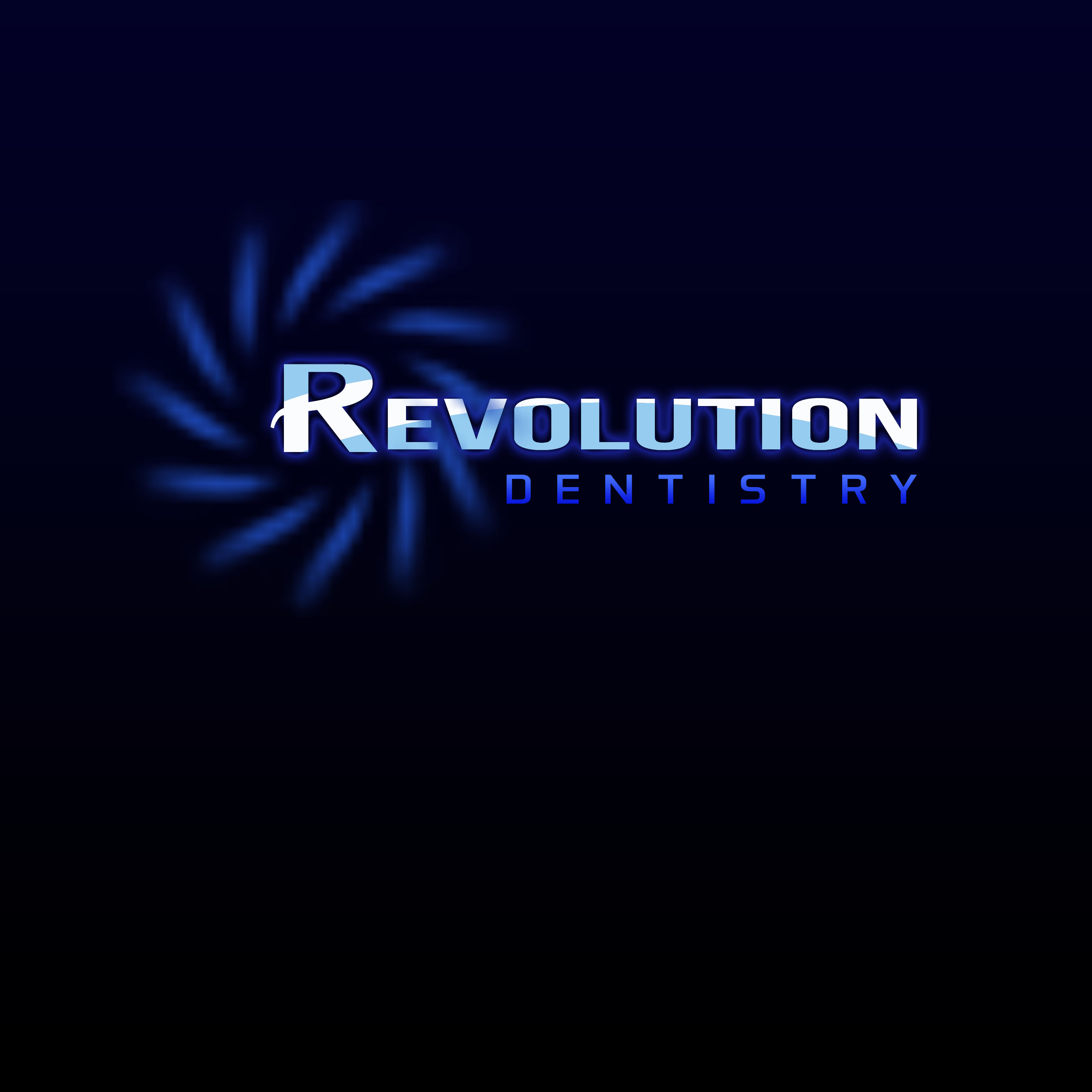 Logo Design by Allan Esclamado - Entry No. 139 in the Logo Design Contest Artistic Logo Design for Revolution Dentistry.