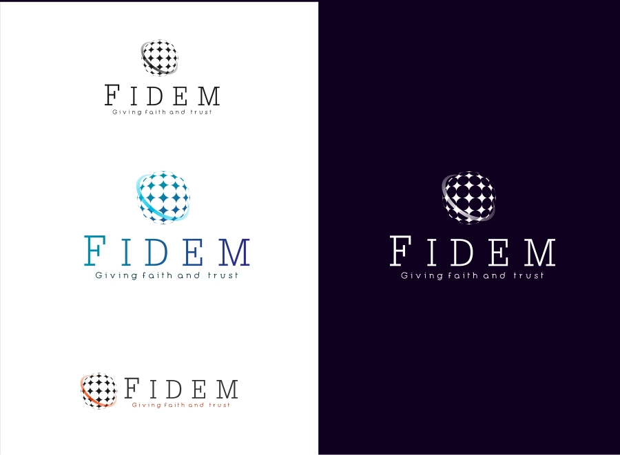 Logo Design by Private User - Entry No. 388 in the Logo Design Contest Professional Logo Design for FIDEM Trade & Invest UG.