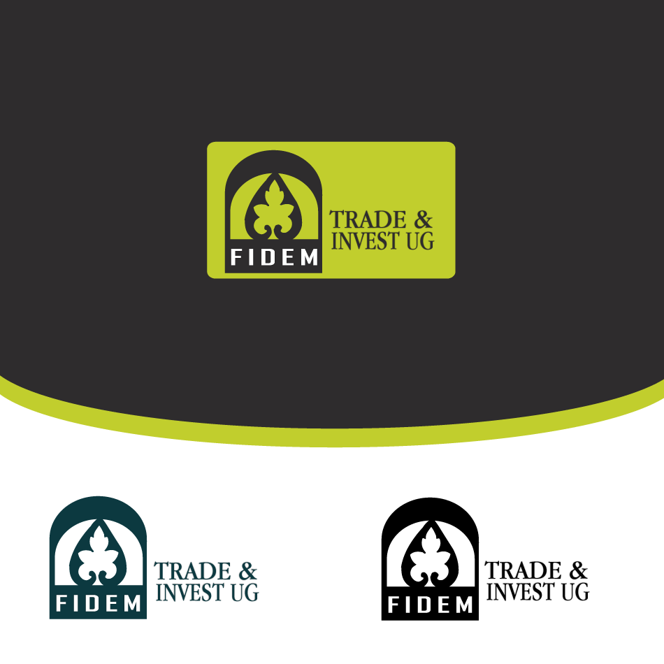 Logo Design by moonflower - Entry No. 389 in the Logo Design Contest Professional Logo Design for FIDEM Trade & Invest UG.