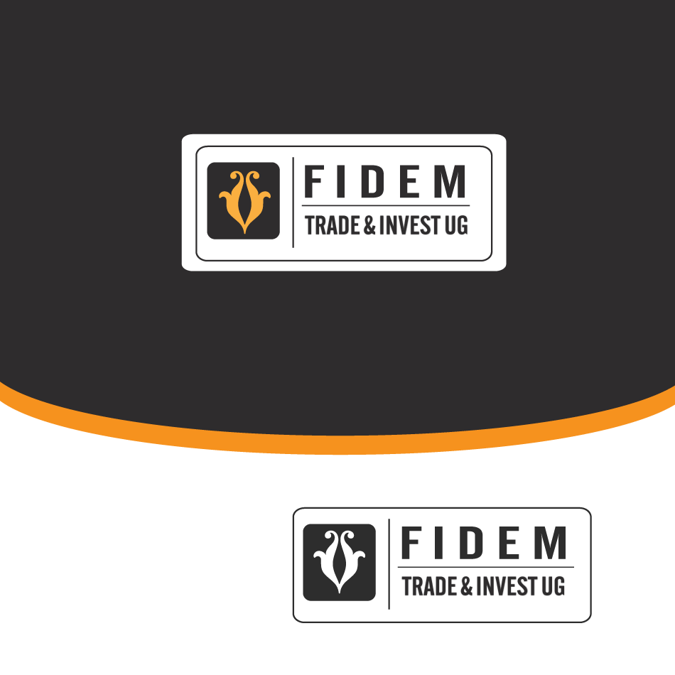 Logo Design by moonflower - Entry No. 391 in the Logo Design Contest Professional Logo Design for FIDEM Trade & Invest UG.