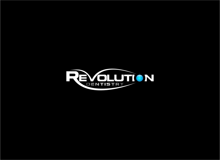 Logo Design by Agus Martoyo - Entry No. 146 in the Logo Design Contest Artistic Logo Design for Revolution Dentistry.