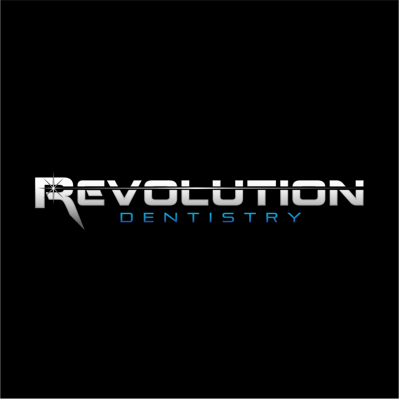 Logo Design by kotakdesign - Entry No. 148 in the Logo Design Contest Artistic Logo Design for Revolution Dentistry.