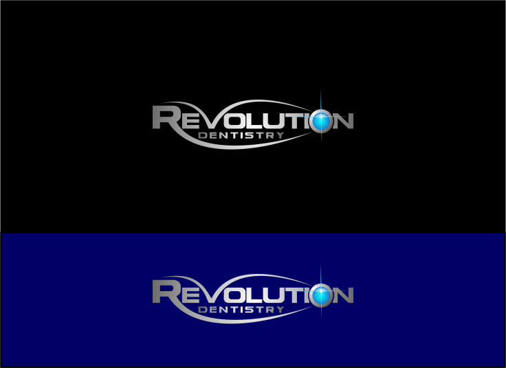 Logo Design by Agus Martoyo - Entry No. 149 in the Logo Design Contest Artistic Logo Design for Revolution Dentistry.