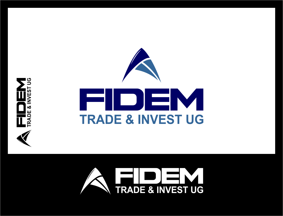 Logo Design by Agus Martoyo - Entry No. 394 in the Logo Design Contest Professional Logo Design for FIDEM Trade & Invest UG.