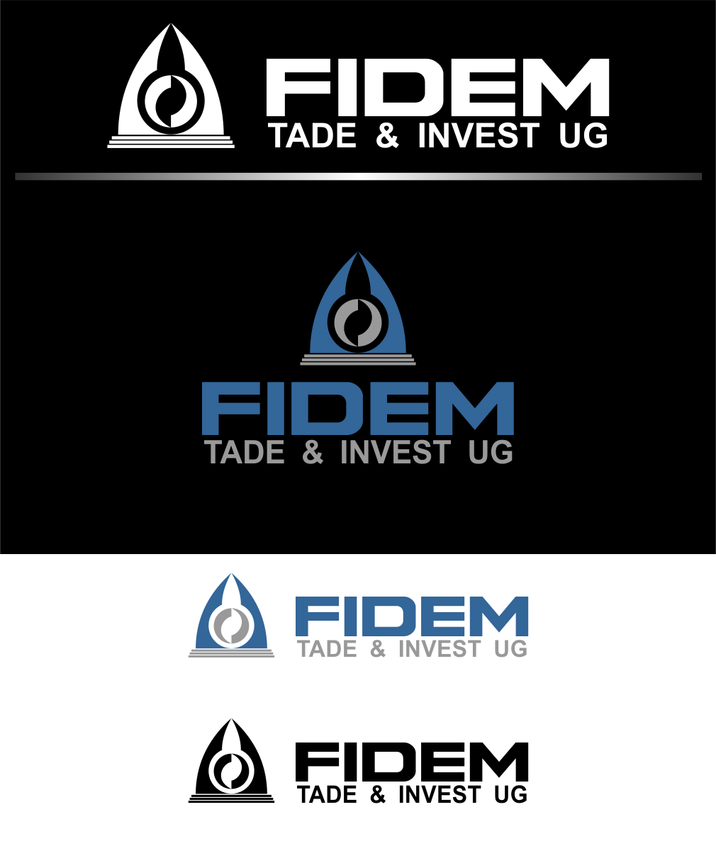 Logo Design by Agus Martoyo - Entry No. 398 in the Logo Design Contest Professional Logo Design for FIDEM Trade & Invest UG.