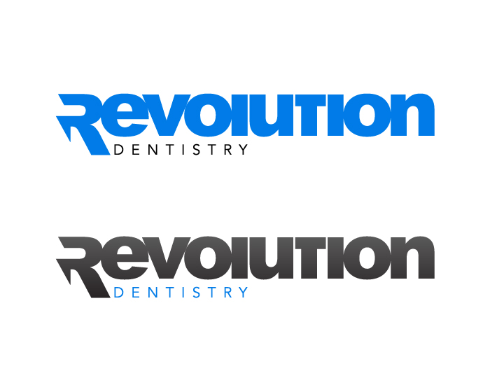 Logo Design by Top Elite - Entry No. 155 in the Logo Design Contest Artistic Logo Design for Revolution Dentistry.