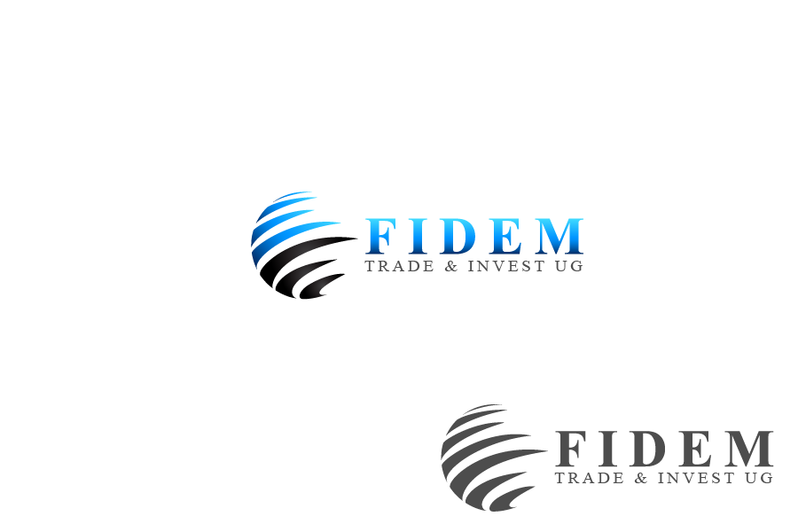 Logo Design by Private User - Entry No. 400 in the Logo Design Contest Professional Logo Design for FIDEM Trade & Invest UG.
