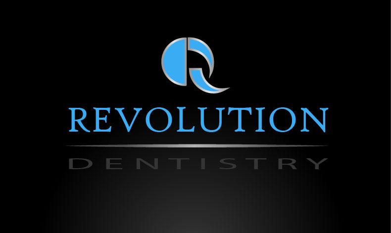 Logo Design by Boba Dizajn - Entry No. 171 in the Logo Design Contest Artistic Logo Design for Revolution Dentistry.