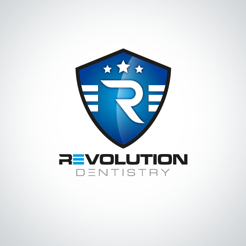 Logo Design by Puspita Wahyuni - Entry No. 175 in the Logo Design Contest Artistic Logo Design for Revolution Dentistry.