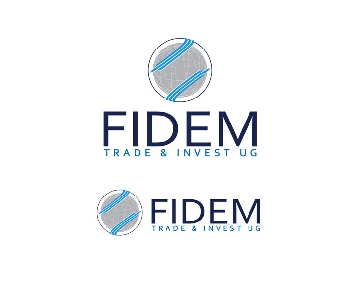 Logo Design by Juan_Kata - Entry No. 410 in the Logo Design Contest Professional Logo Design for FIDEM Trade & Invest UG.