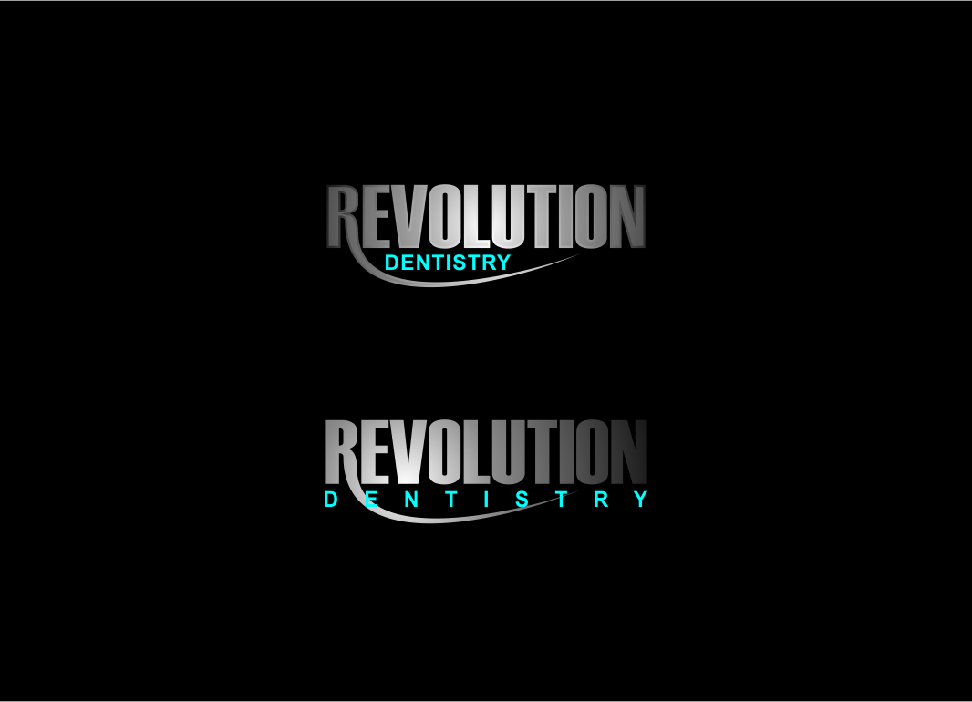 Logo Design by Agus Martoyo - Entry No. 177 in the Logo Design Contest Artistic Logo Design for Revolution Dentistry.