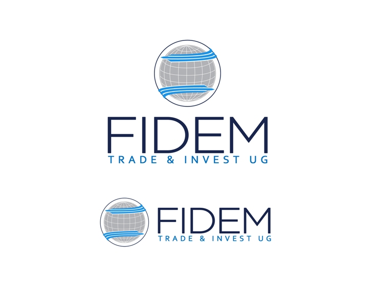 Logo Design by Juan_Kata - Entry No. 418 in the Logo Design Contest Professional Logo Design for FIDEM Trade & Invest UG.