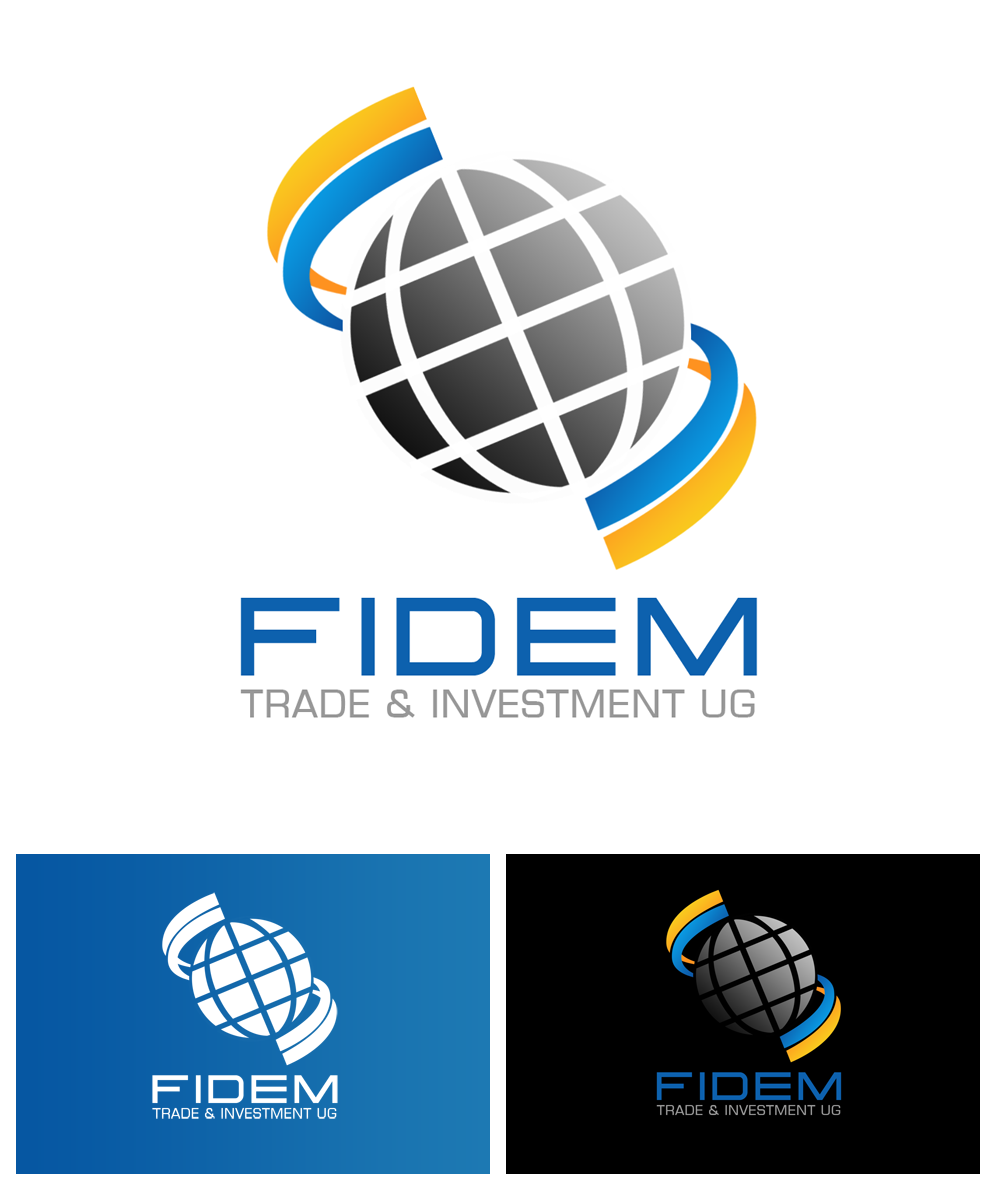 Logo Design by Private User - Entry No. 419 in the Logo Design Contest Professional Logo Design for FIDEM Trade & Invest UG.
