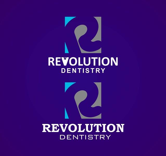 Logo Design by Crispin Jr Vasquez - Entry No. 191 in the Logo Design Contest Artistic Logo Design for Revolution Dentistry.