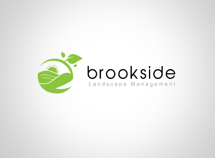 Logo Design by Jan Chua - Entry No. 115 in the Logo Design Contest New Logo Design for Brookside Landscape Management.