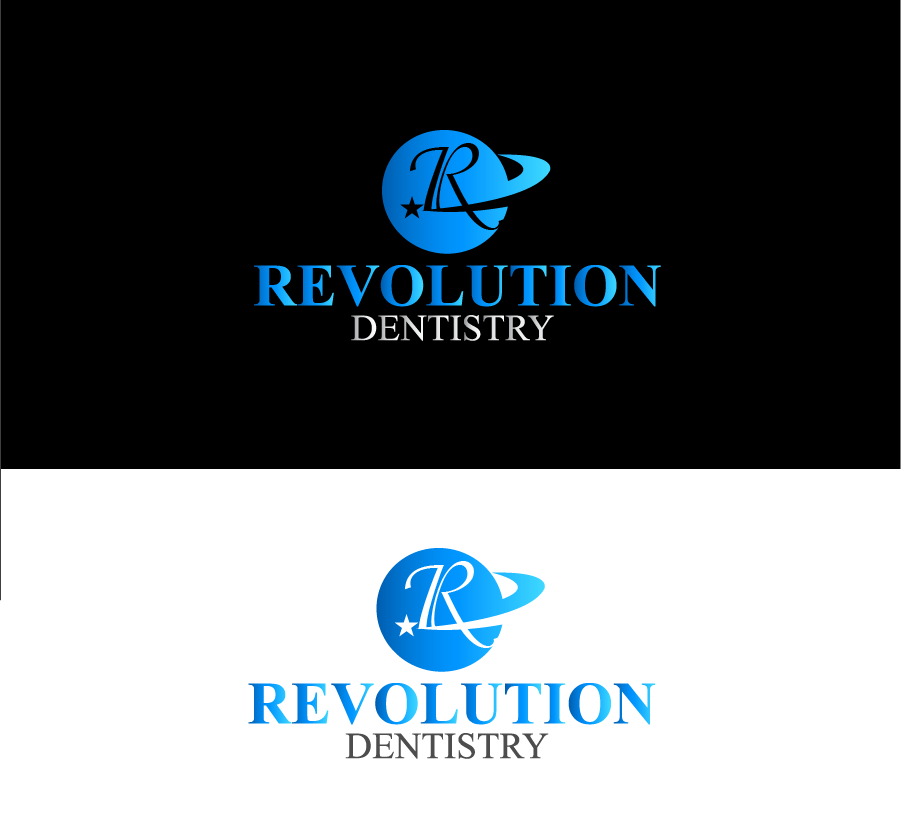 Logo Design by Private User - Entry No. 195 in the Logo Design Contest Artistic Logo Design for Revolution Dentistry.