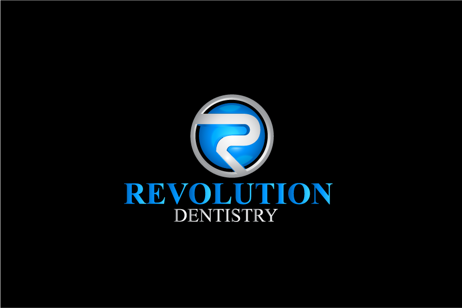 Logo Design by Private User - Entry No. 196 in the Logo Design Contest Artistic Logo Design for Revolution Dentistry.