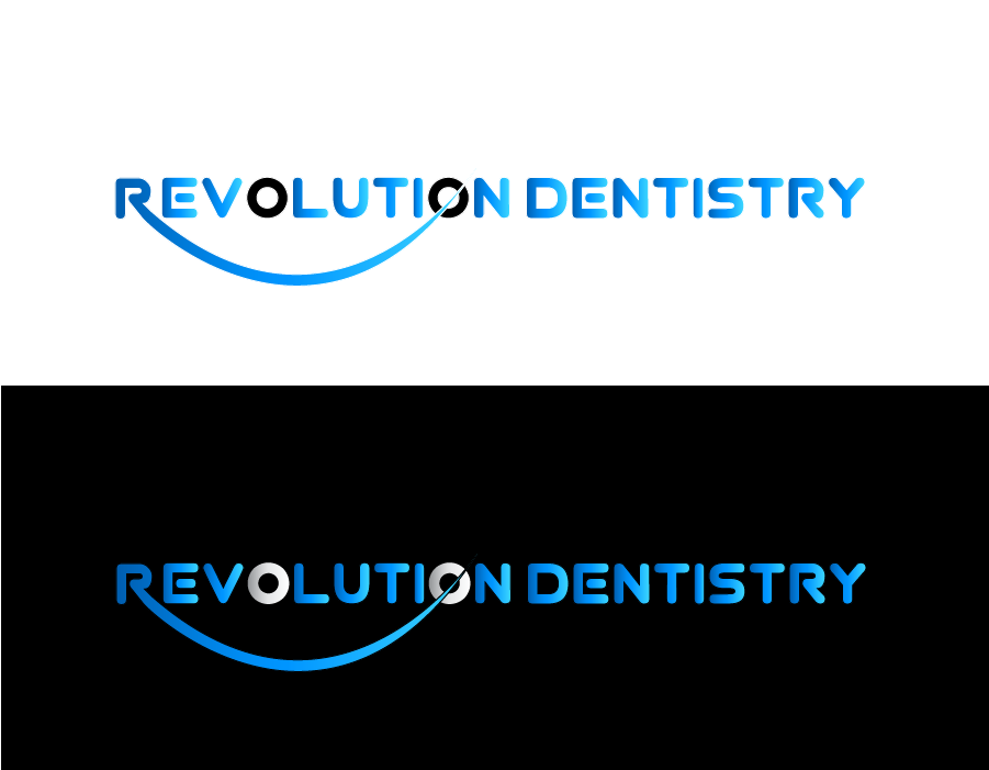 Logo Design by Private User - Entry No. 197 in the Logo Design Contest Artistic Logo Design for Revolution Dentistry.
