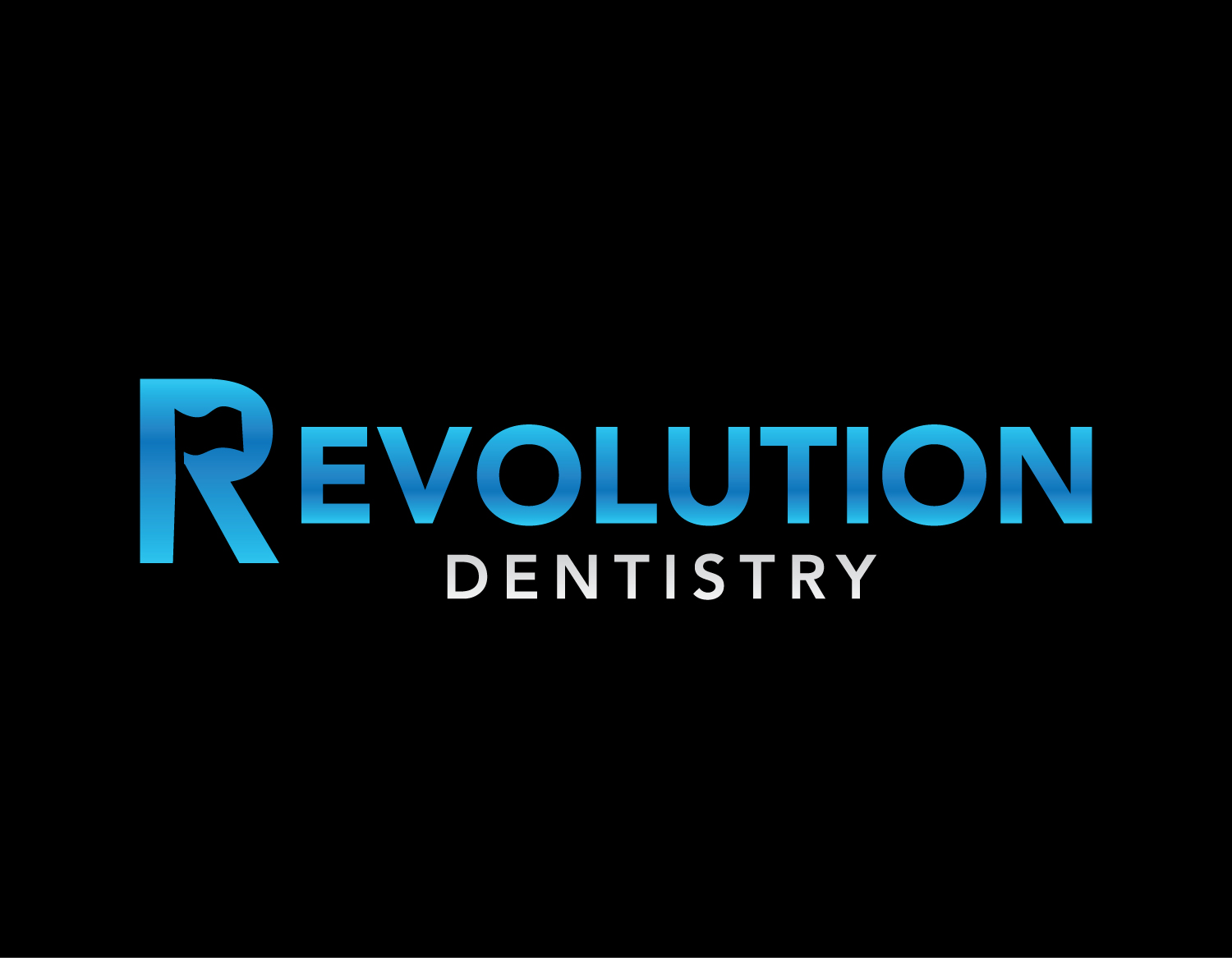 Logo Design by rA - Entry No. 199 in the Logo Design Contest Artistic Logo Design for Revolution Dentistry.