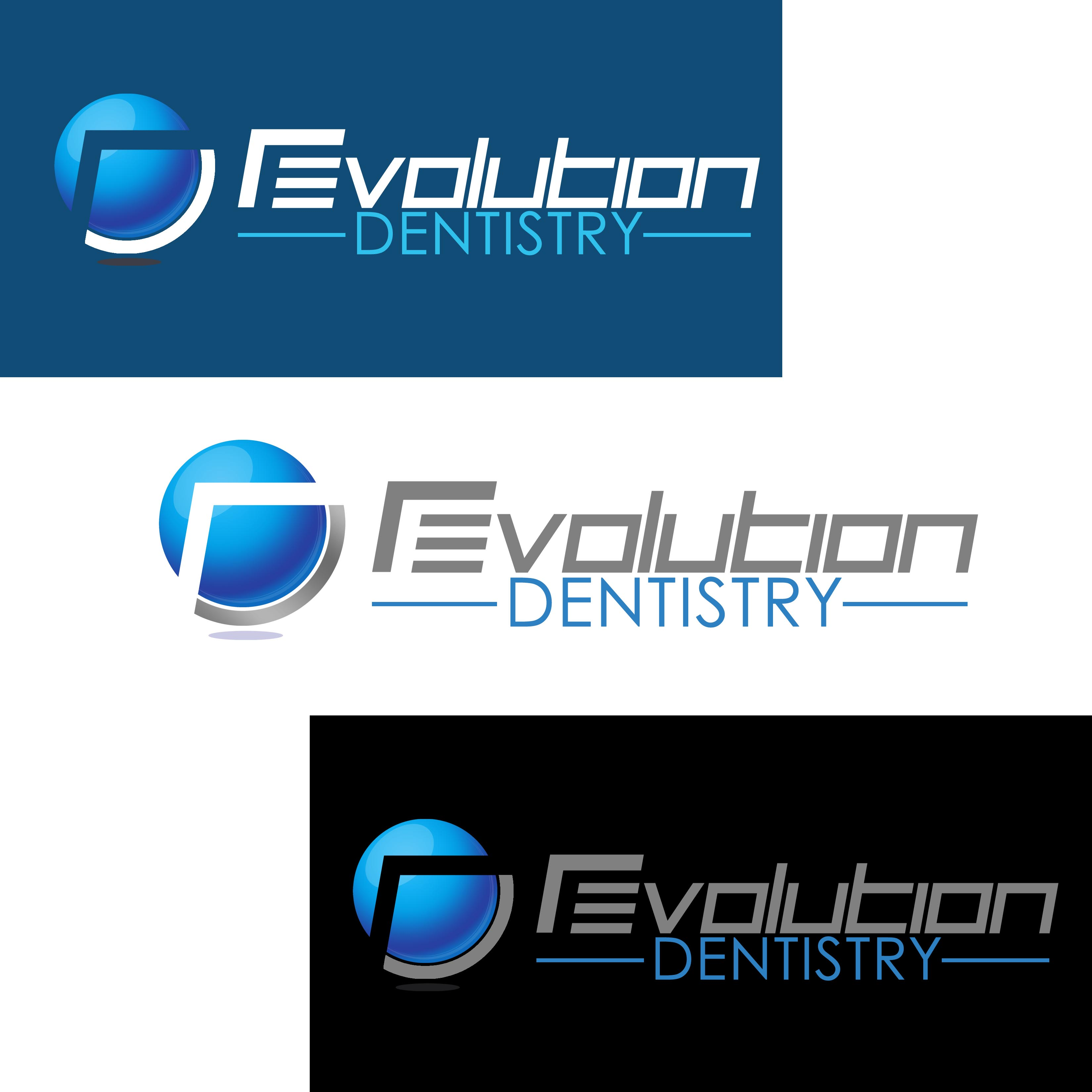 Logo Design by Cesar III Sotto - Entry No. 201 in the Logo Design Contest Artistic Logo Design for Revolution Dentistry.