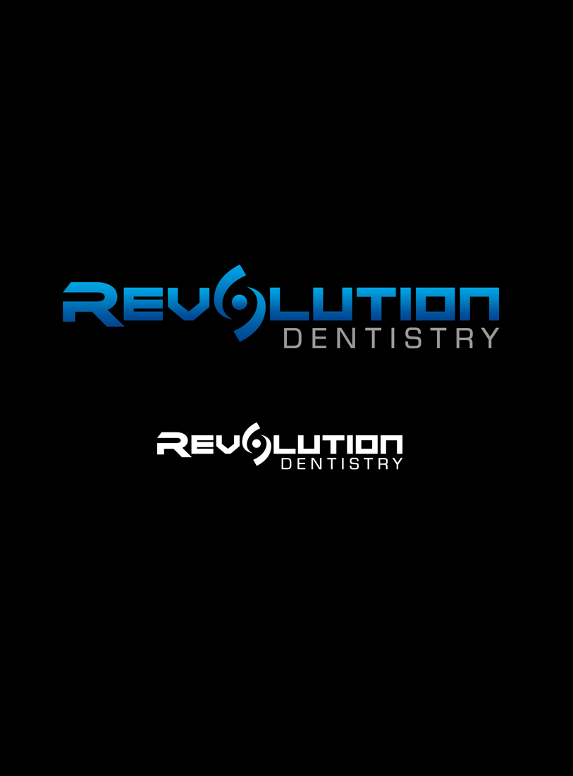 Logo Design by Private User - Entry No. 203 in the Logo Design Contest Artistic Logo Design for Revolution Dentistry.