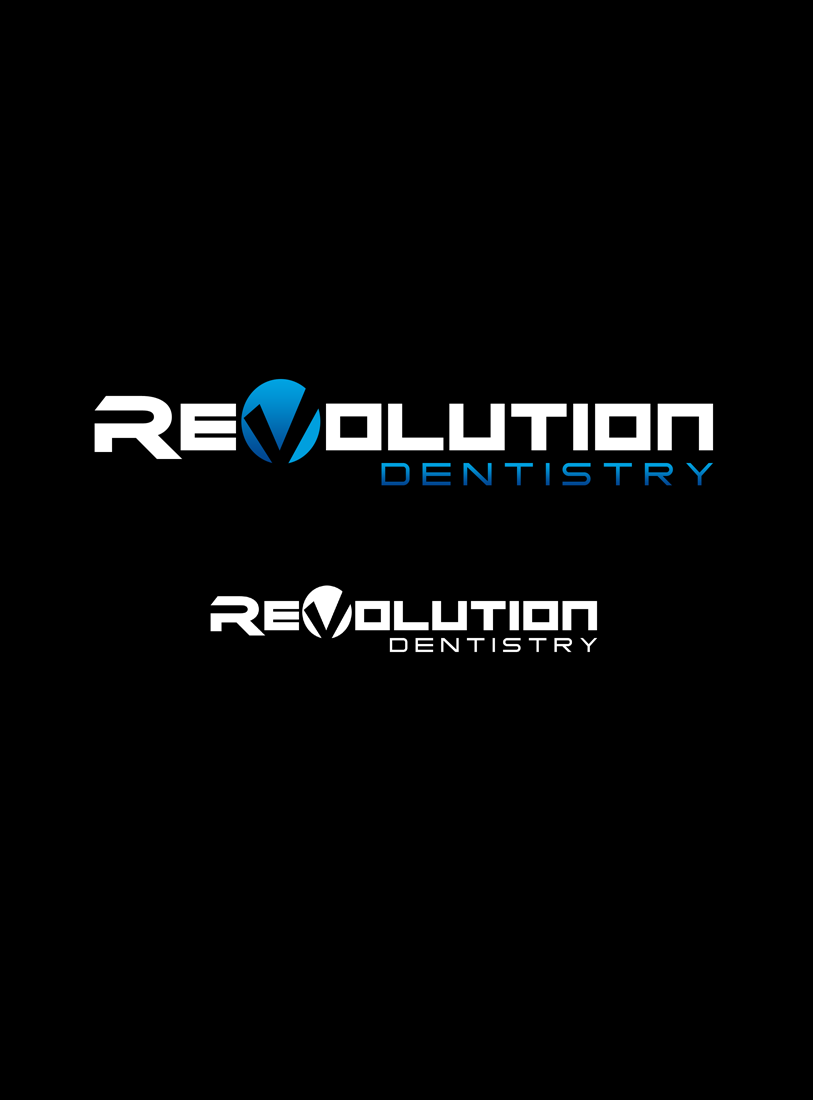 Logo Design by Private User - Entry No. 204 in the Logo Design Contest Artistic Logo Design for Revolution Dentistry.