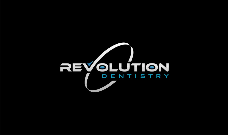 Logo Design by untung - Entry No. 205 in the Logo Design Contest Artistic Logo Design for Revolution Dentistry.