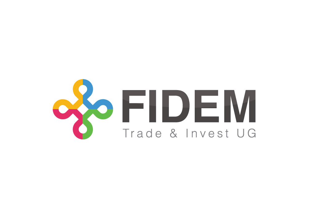 Logo Design by Emad A Zyed - Entry No. 427 in the Logo Design Contest Professional Logo Design for FIDEM Trade & Invest UG.