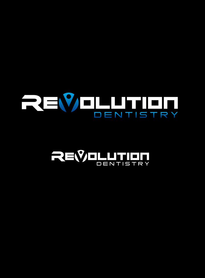 Logo Design by Private User - Entry No. 206 in the Logo Design Contest Artistic Logo Design for Revolution Dentistry.