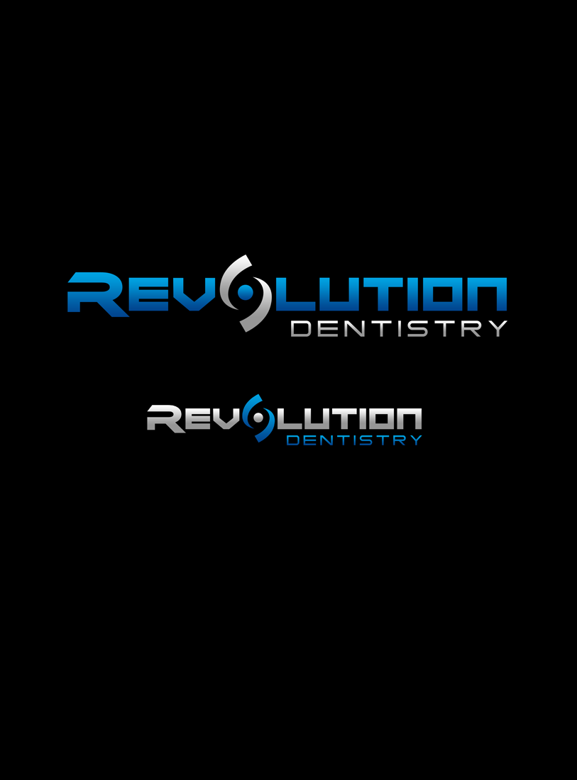 Logo Design by Robert Turla - Entry No. 207 in the Logo Design Contest Artistic Logo Design for Revolution Dentistry.
