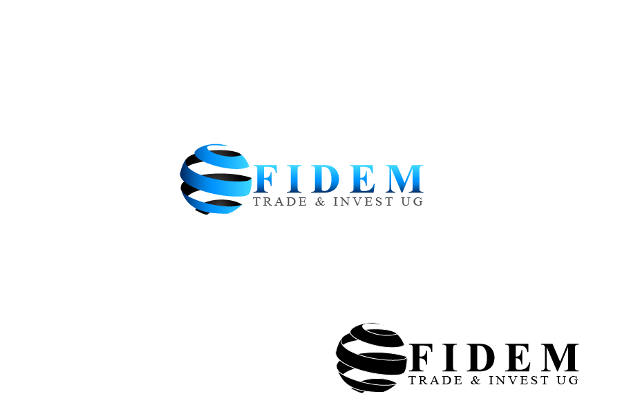 Logo Design by Private User - Entry No. 431 in the Logo Design Contest Professional Logo Design for FIDEM Trade & Invest UG.