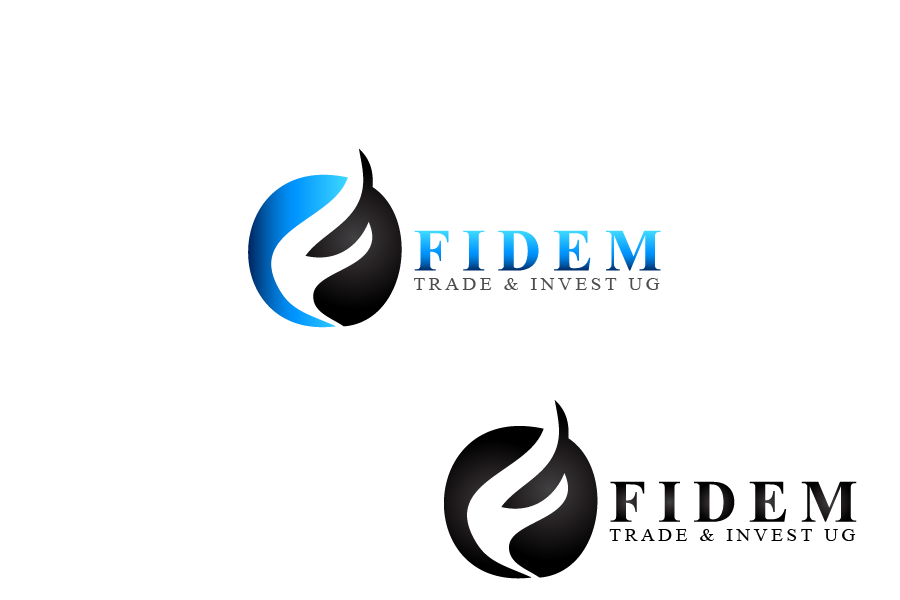 Logo Design by Private User - Entry No. 432 in the Logo Design Contest Professional Logo Design for FIDEM Trade & Invest UG.