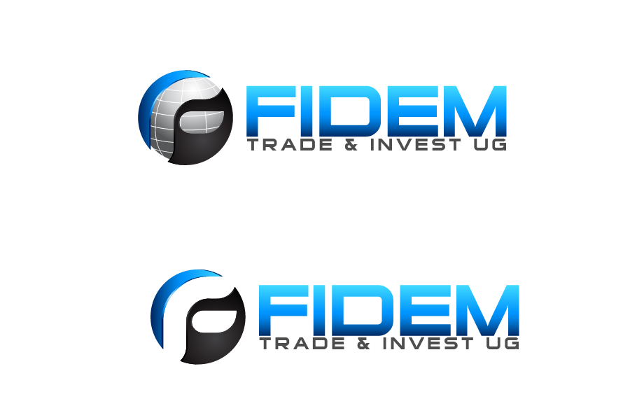 Logo Design by Private User - Entry No. 433 in the Logo Design Contest Professional Logo Design for FIDEM Trade & Invest UG.