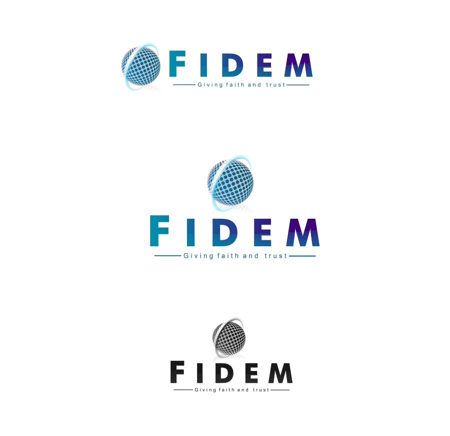 Logo Design by Private User - Entry No. 436 in the Logo Design Contest Professional Logo Design for FIDEM Trade & Invest UG.