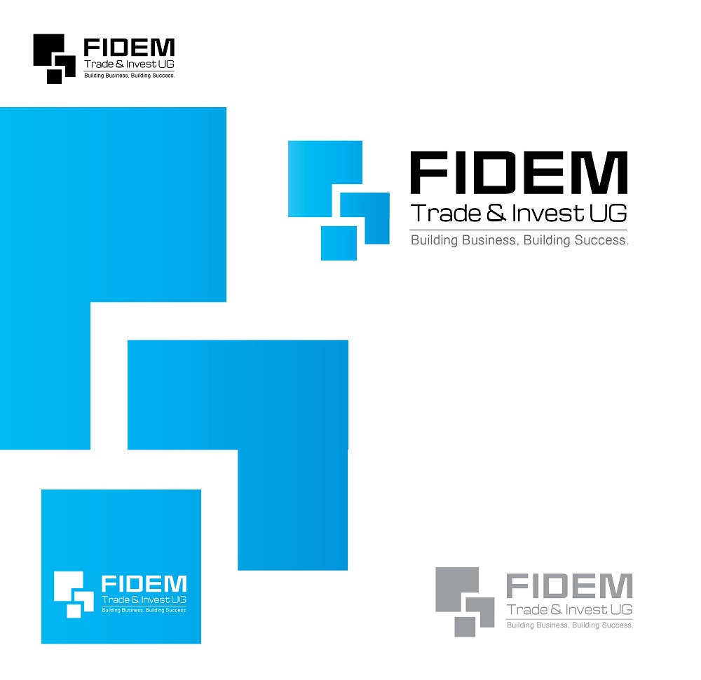 Logo Design by kowreck - Entry No. 440 in the Logo Design Contest Professional Logo Design for FIDEM Trade & Invest UG.