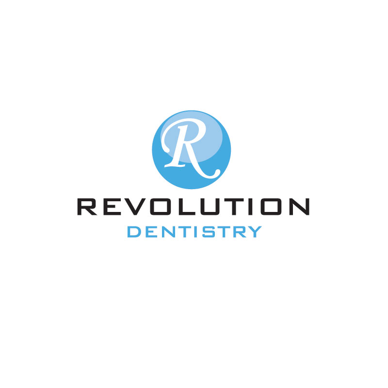 Logo Design by Private User - Entry No. 212 in the Logo Design Contest Artistic Logo Design for Revolution Dentistry.