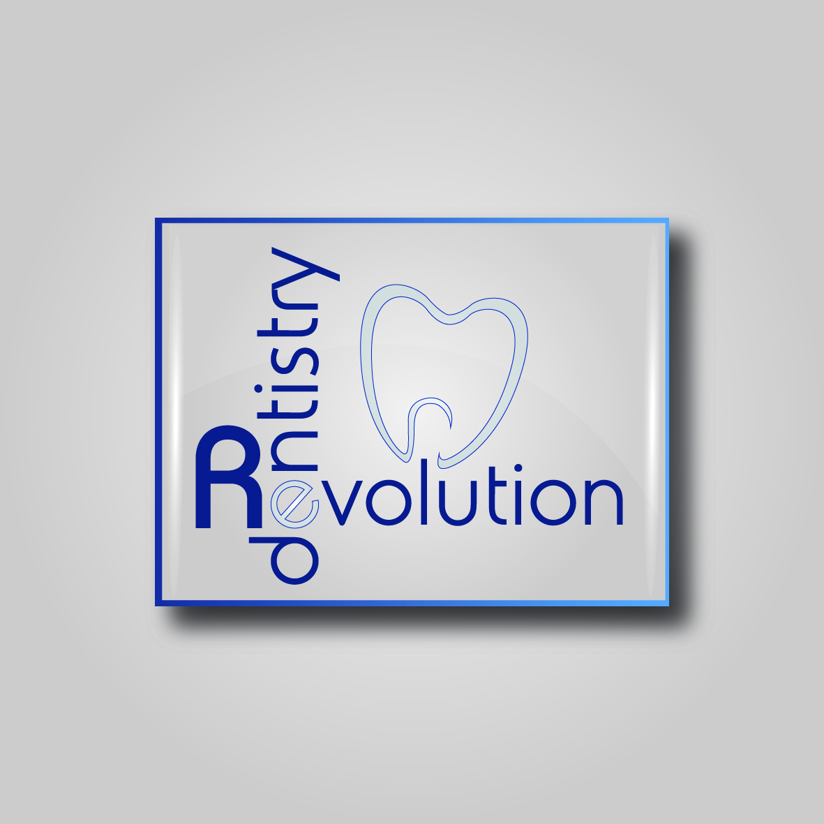 Logo Design by nTia - Entry No. 214 in the Logo Design Contest Artistic Logo Design for Revolution Dentistry.