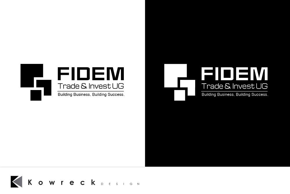 Logo Design by kowreck - Entry No. 442 in the Logo Design Contest Professional Logo Design for FIDEM Trade & Invest UG.