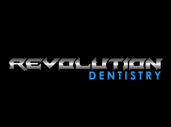 Logo Design by Crystal Desizns - Entry No. 217 in the Logo Design Contest Artistic Logo Design for Revolution Dentistry.