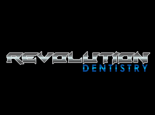 Logo Design by Crystal Desizns - Entry No. 219 in the Logo Design Contest Artistic Logo Design for Revolution Dentistry.