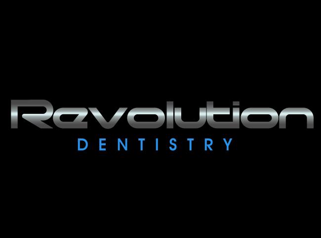 Logo Design by Crystal Desizns - Entry No. 220 in the Logo Design Contest Artistic Logo Design for Revolution Dentistry.