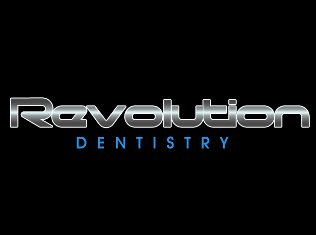 Logo Design by Crystal Desizns - Entry No. 221 in the Logo Design Contest Artistic Logo Design for Revolution Dentistry.