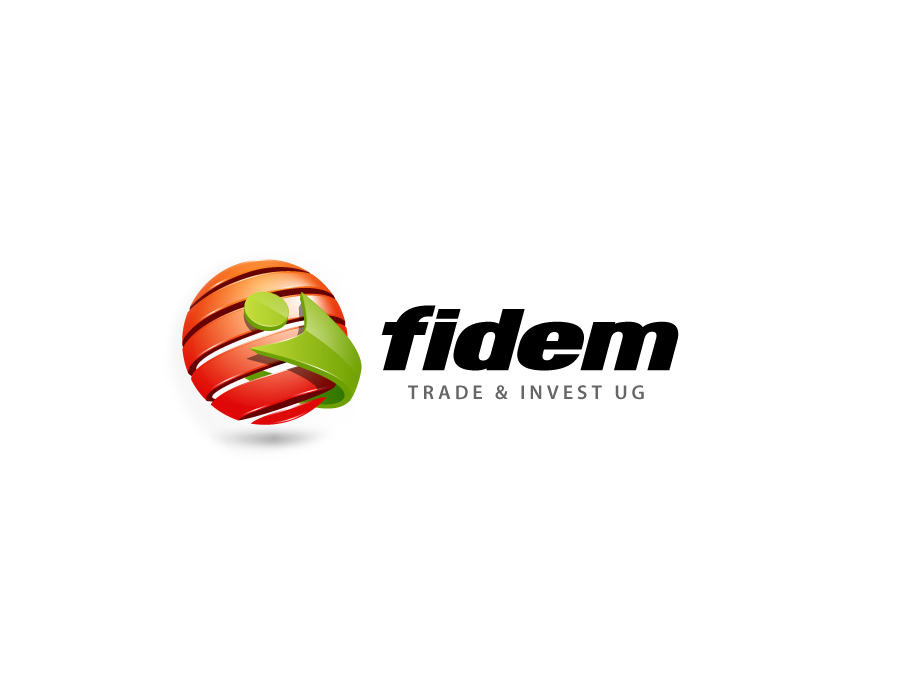 Logo Design by jpbituin - Entry No. 450 in the Logo Design Contest Professional Logo Design for FIDEM Trade & Invest UG.