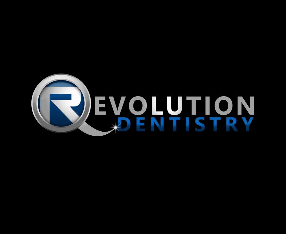 Logo Design by Juan_Kata - Entry No. 222 in the Logo Design Contest Artistic Logo Design for Revolution Dentistry.