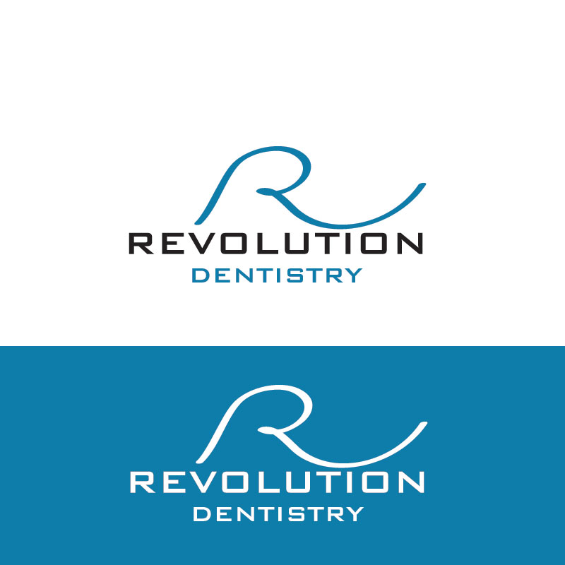 Logo Design by Private User - Entry No. 223 in the Logo Design Contest Artistic Logo Design for Revolution Dentistry.