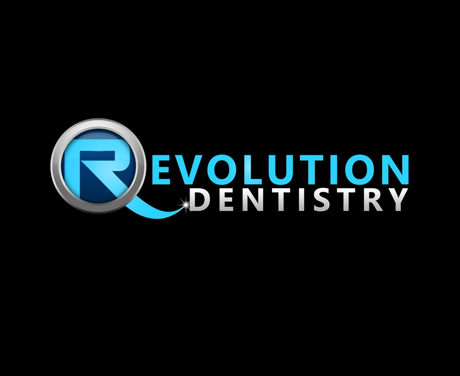 Logo Design by Juan_Kata - Entry No. 224 in the Logo Design Contest Artistic Logo Design for Revolution Dentistry.