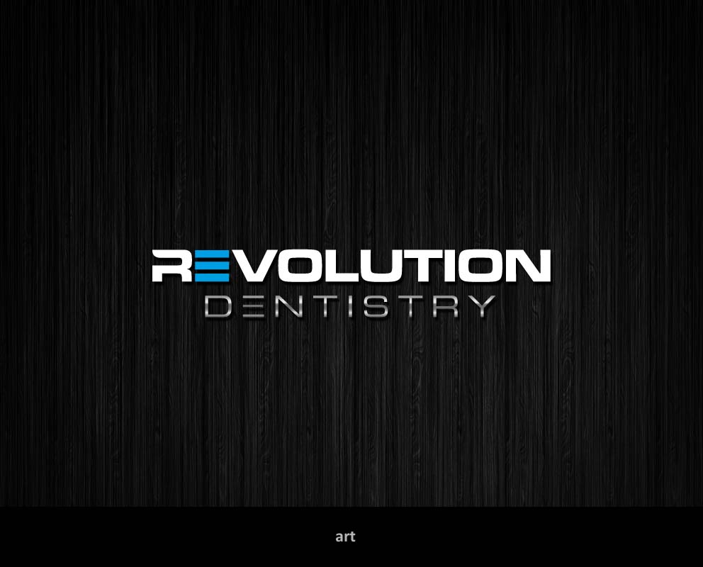Logo Design by Puspita Wahyuni - Entry No. 225 in the Logo Design Contest Artistic Logo Design for Revolution Dentistry.