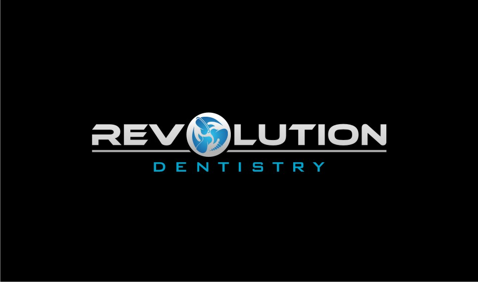 Logo Design by untung - Entry No. 227 in the Logo Design Contest Artistic Logo Design for Revolution Dentistry.
